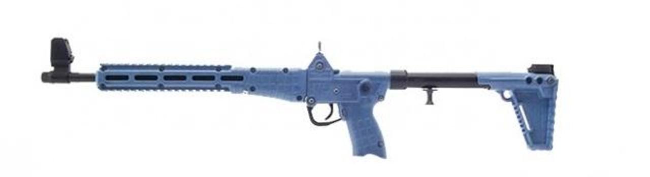 Kel Tec Sub2000 Gen2(GLOCK 17) CALIFORNIA LEGAL - 9mm- Navy Blue
