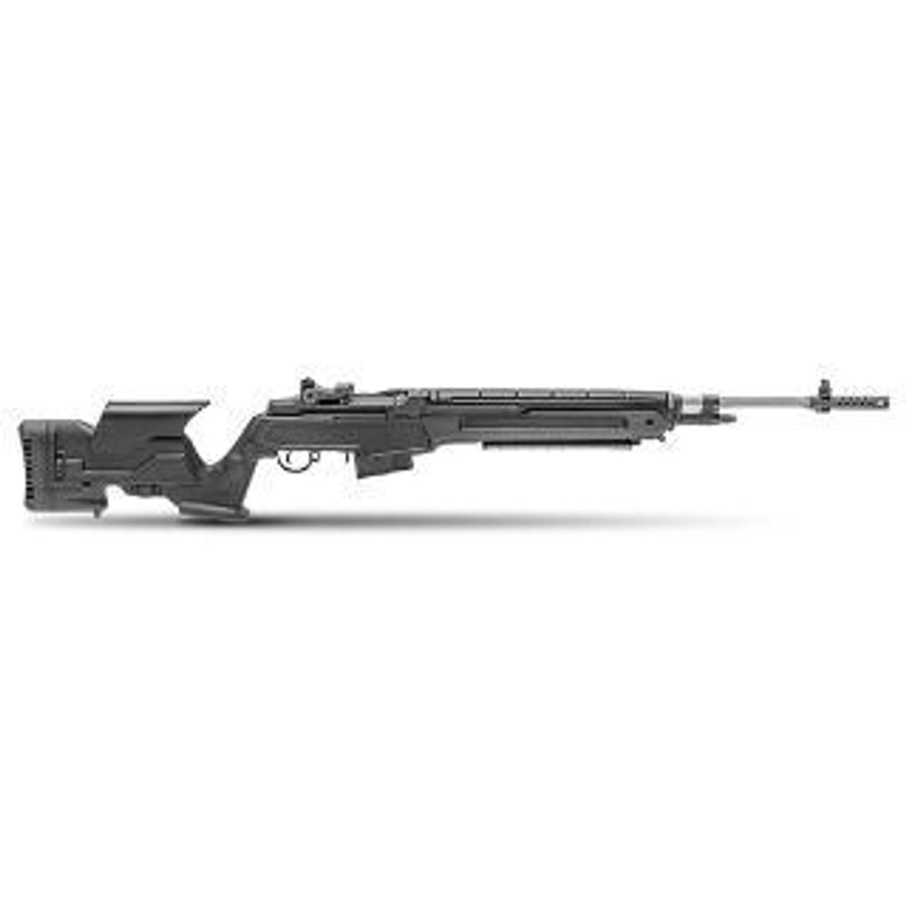 Springfield Armory M1A-Precision Adjustable Rifle-NM Barrel CALIFORNIA LEGAL- 6.5Creedmoor-Black
