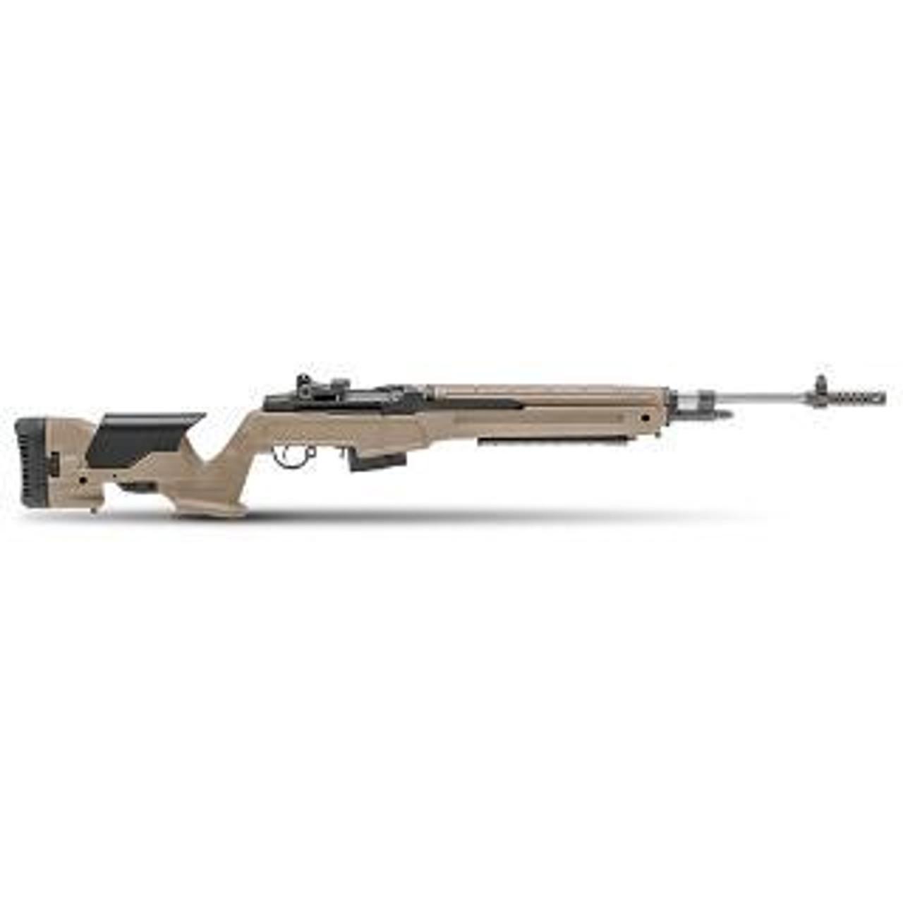 Springfield Armory M1A-Precision Adjustable Rifle-NM Barrel CALIFORNIA LEGAL- 6.5Creedmoor-FDE