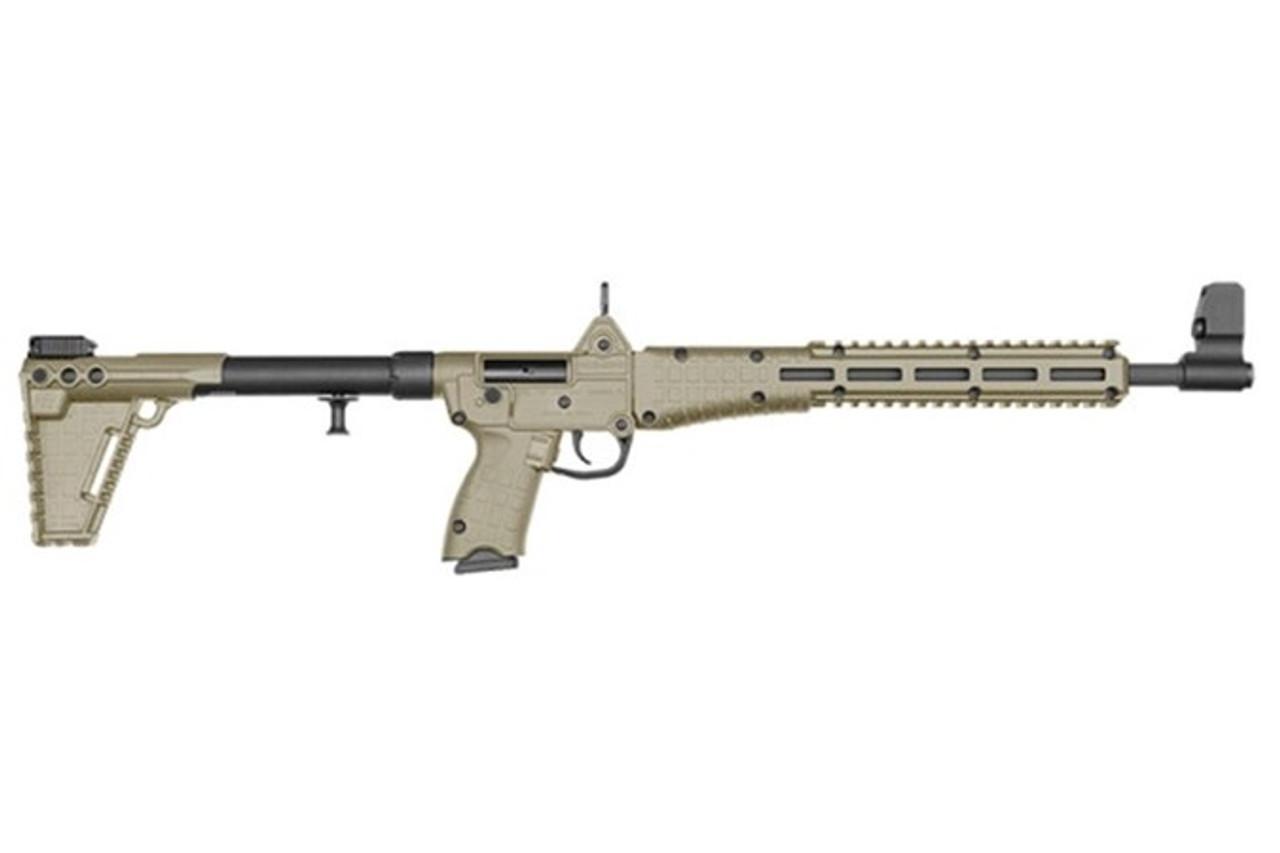 Kel Tec Sub2000 Gen2(GLOCK 19) CALIFORNIA LEGAL - 9mm- Tan