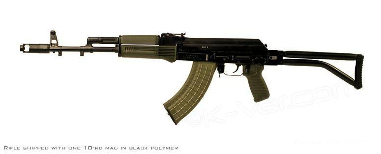 Arsenal SAM7SF CALIFORNIA LEGAL - 7.62x39- OD Green