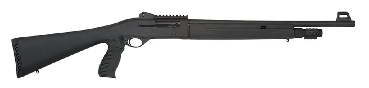 Mossberg SA-20 Railed w/Pistol Grip CALIFORNIA LEGAL - 20ga