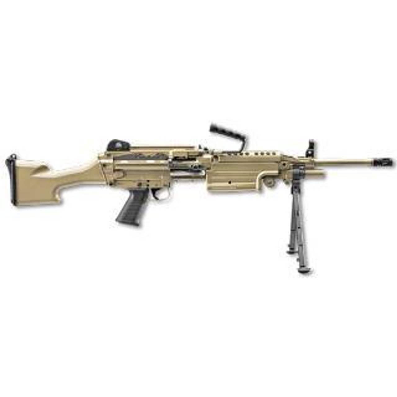 FNH M249S SAW- CALIFORNIA LEGAL- 5.56- FDE