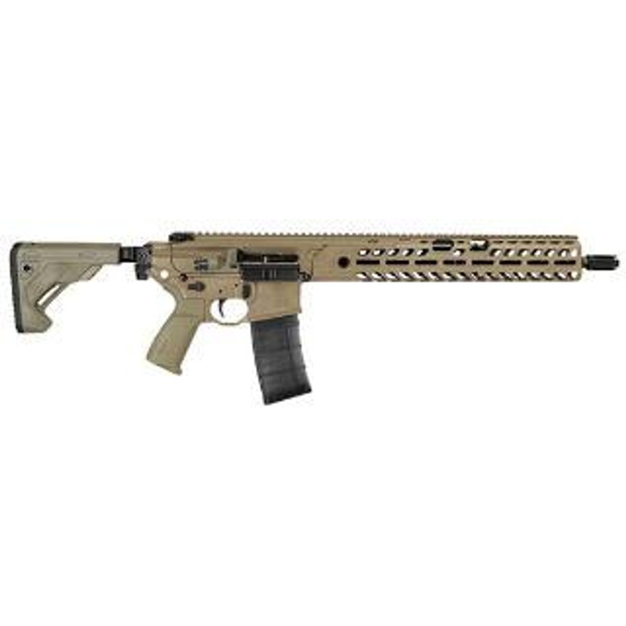 Sig Sauer MCX Virtus Patrol 5.56mm - California Legal- FDE