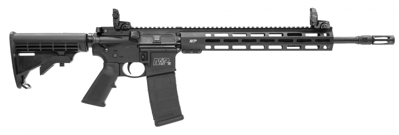Smith & Wesson M&P15T Tactical M-LOK CALIFORNIA LEGAL - .223/5.56