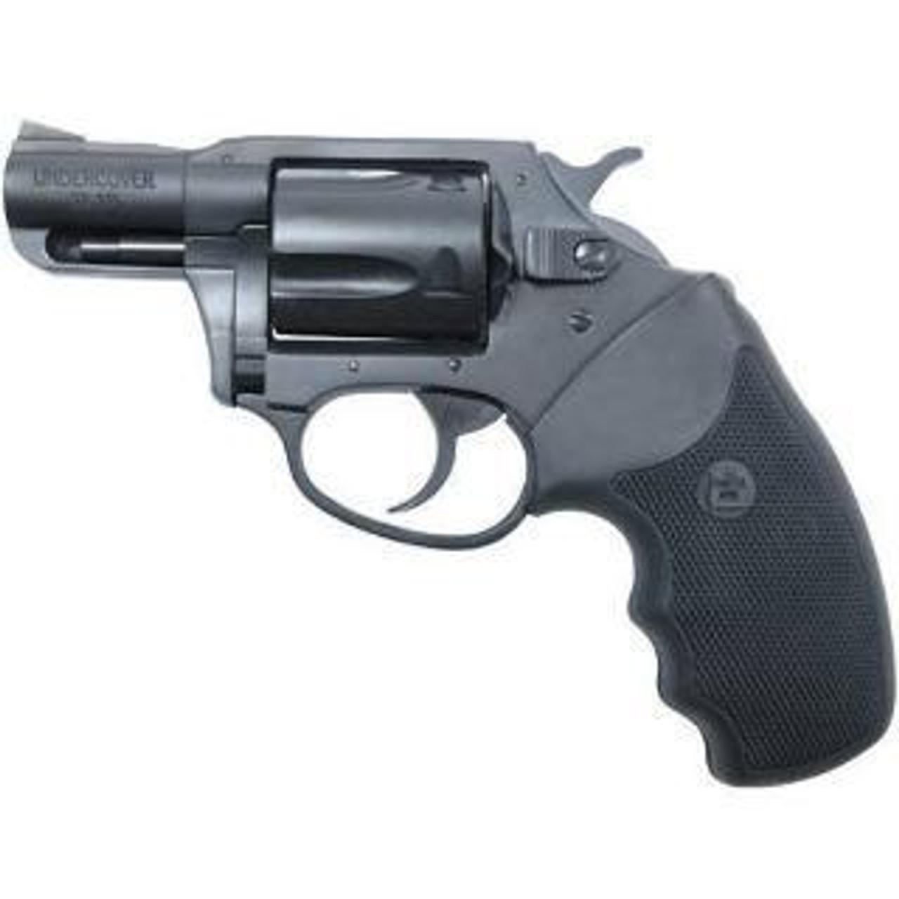 Charter Arms Undercover CALIFORNIA LEGAL - .38Spl