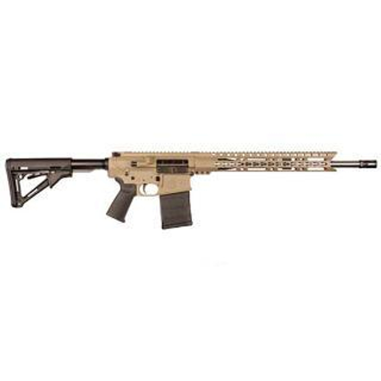 DIAMONDBACK TACTICAL DB10 ELB CALIFORNIA LEGAL . 308- FDE