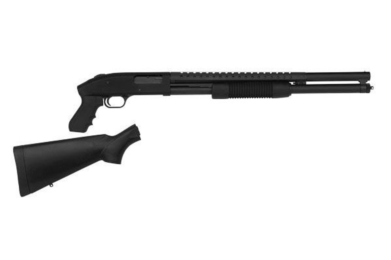 Mossberg 500 Cruiser/Persuader PG &Stock CALIFORNIA LEGAL - 12ga