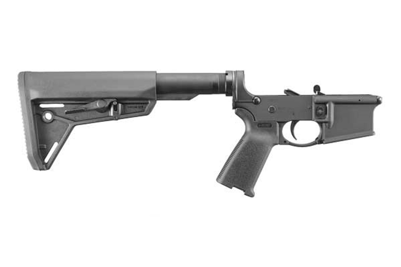 Ruger AR 556 Elite Lower CALIFORNIA LEGAL