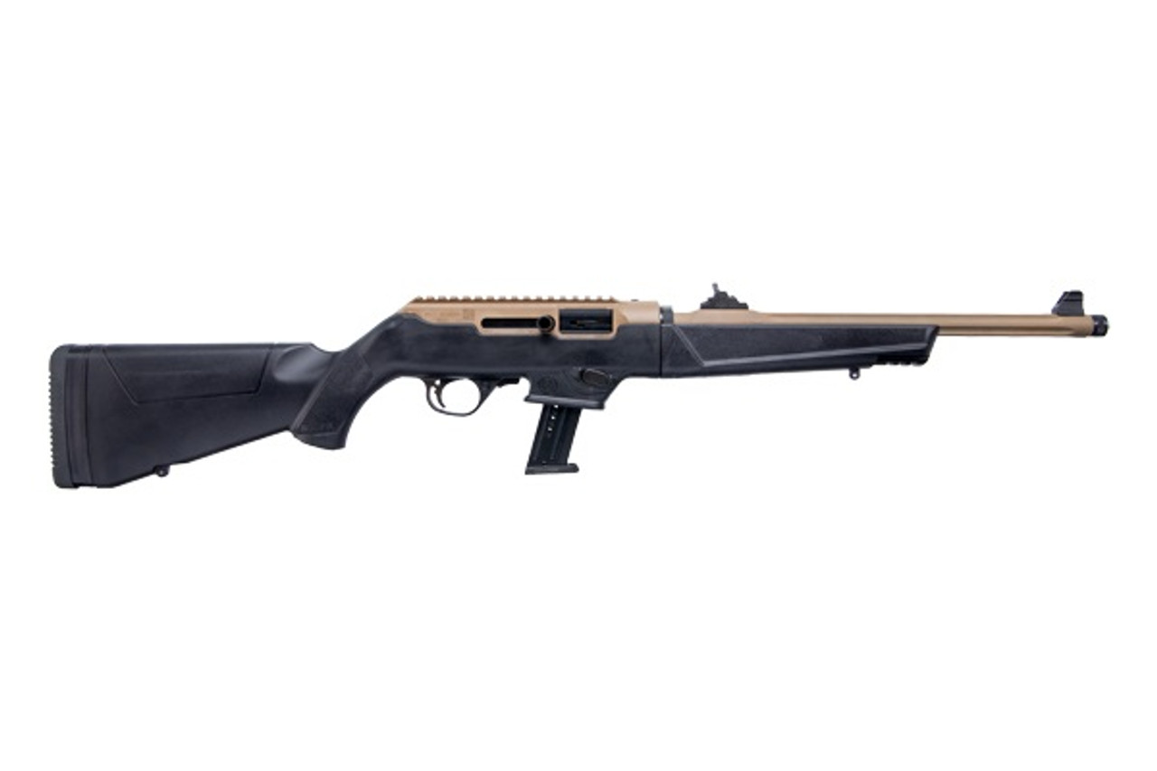 Ruger PC Carbine CALIFORNIA LEGAL - 9mm- FDE