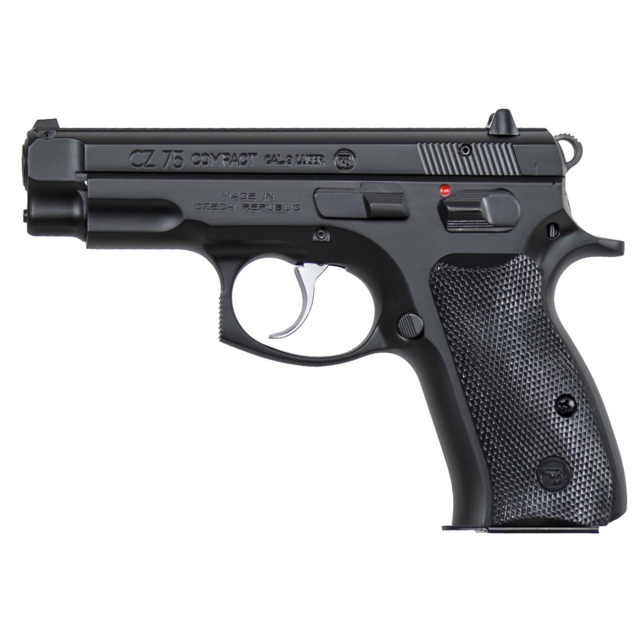 CZ 75 Compact CALIFORNIA LEGAL - 9mm