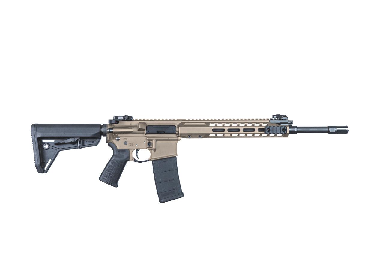 Barret REC7 Carbine CALIFORNIA LEGAL - .223/5.56 - FDE