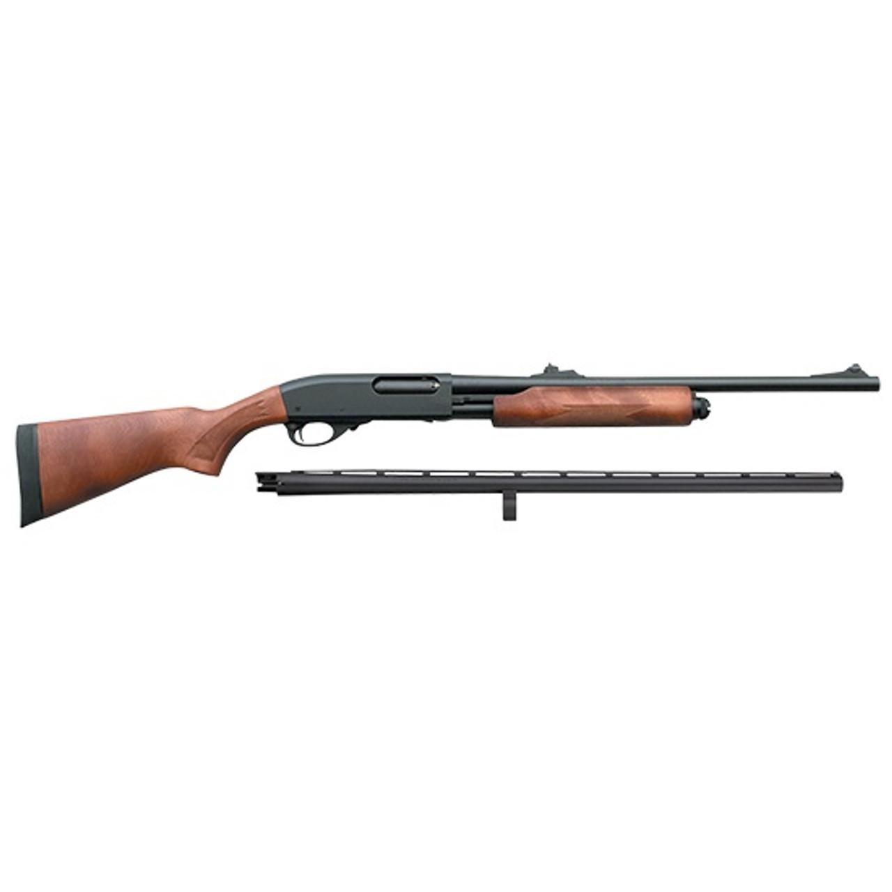 Remington 870 Field & Home Combo CALIFORNIA LEGAL - 12ga - Wood
