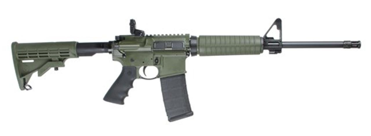 Ruger AR556 CALIFORNIA LEGAL - .223/5.56 - OD GREEN