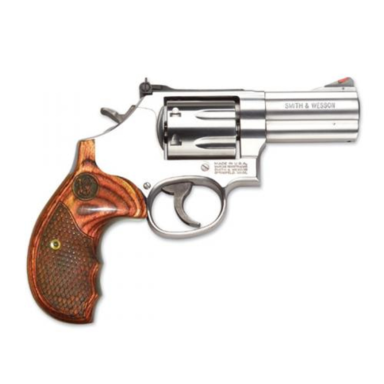 Smith and Wesson 686 Plus Deluxe CALIFORNIA LEGAL - .357