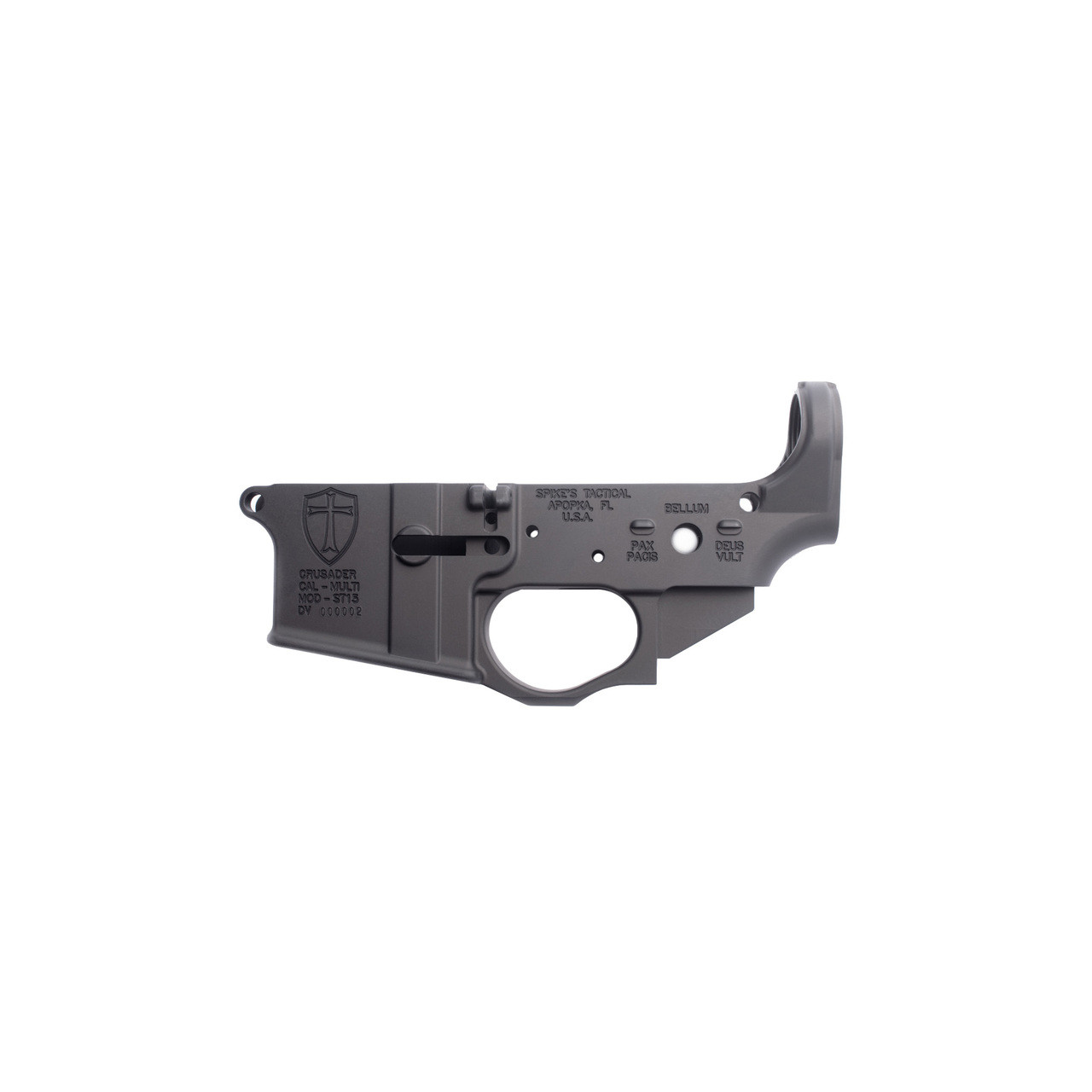 Spike's Tactical Stripped Lower(CALICO JACK) CALIFORNIA LEGAL - .223/5.56