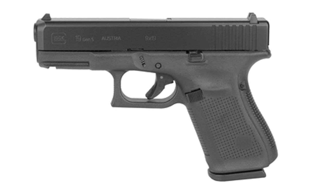 Glock 19 Gen5 (Law Enforcement Only for CA)- 9mm