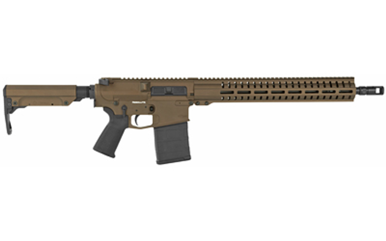 CMMG Resolute 300 MK3 Midnight Bronze CALIFORNIA LEGAL - .308/7.62x51