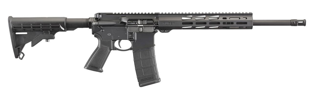 Ruger AR556 M-LOK CALIFORNIA LEGAL - .223/5.56