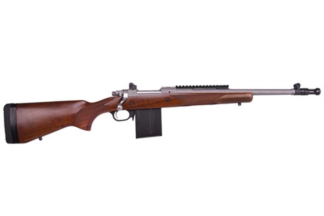 Ruger Gunsite Scout Wood CALIFORNIA LEGAL - .308 Win