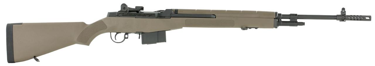 Springfield M1A Comp CALIFORNIA LEGAL - .308/7.62X51 - FDE