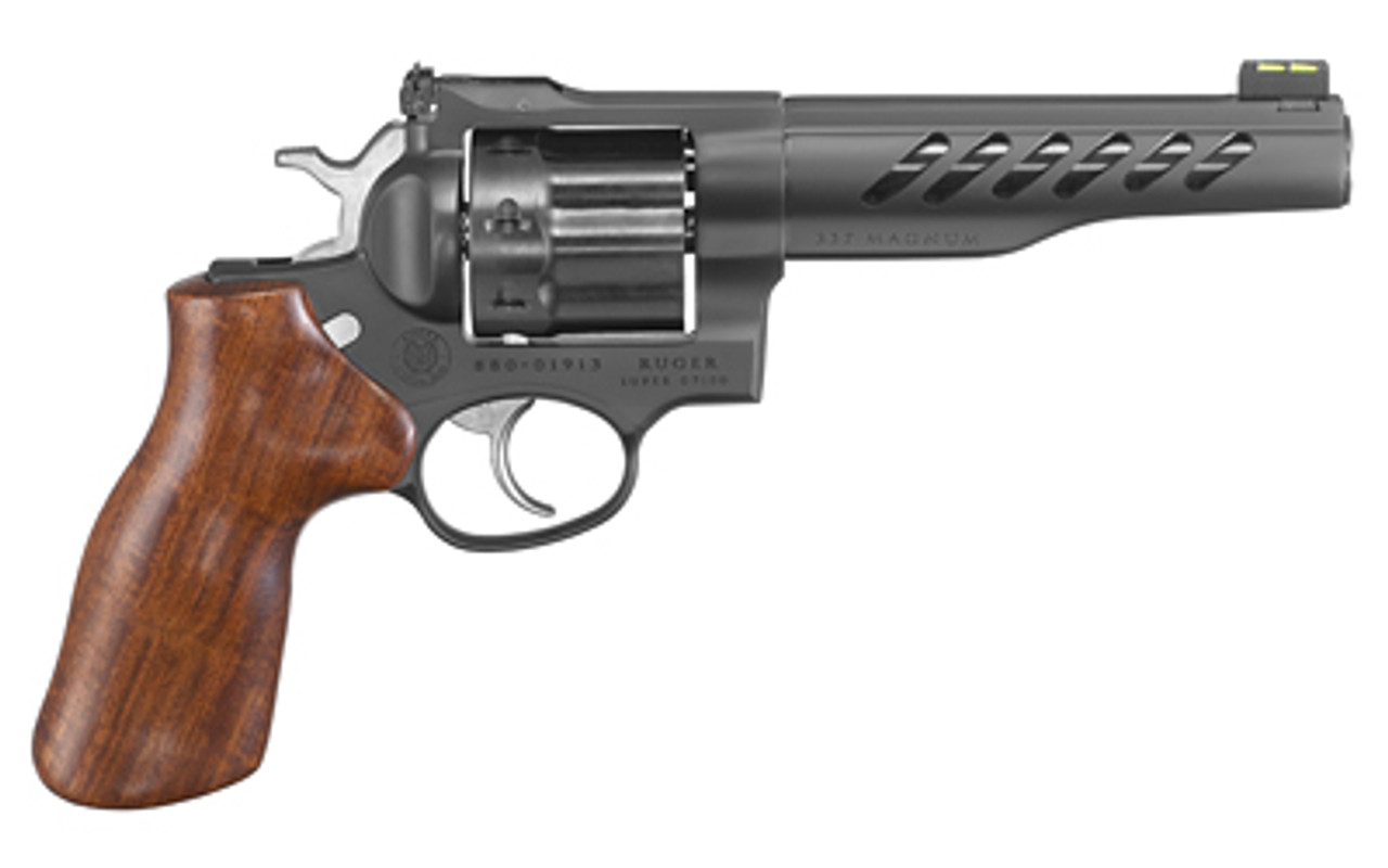 Ruger Super GP 100 Double Action Revolver CALIFORNIA LEGAL - .357 Mag