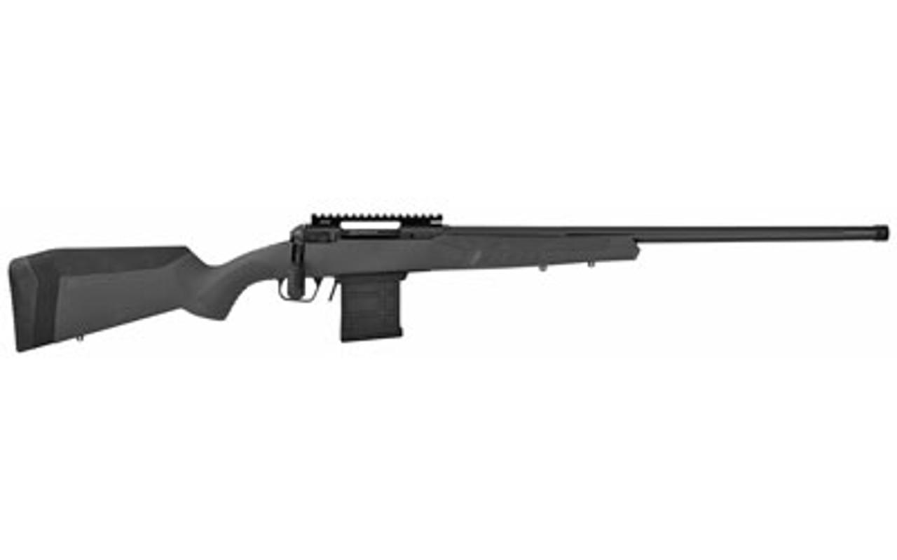 Savage 110 Tactical Bolt Action Gray CALIFORNIA LEGAL - 6.5 Creedmoor