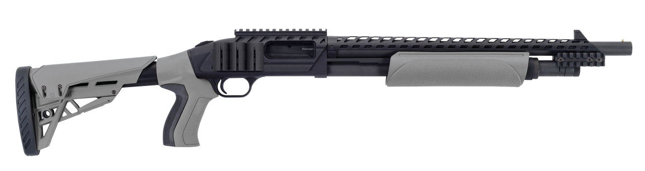 Mossberg 500 Scorpion ATI Tactical CALIFORNIA LEGAL - 12ga - Destroyer Grey