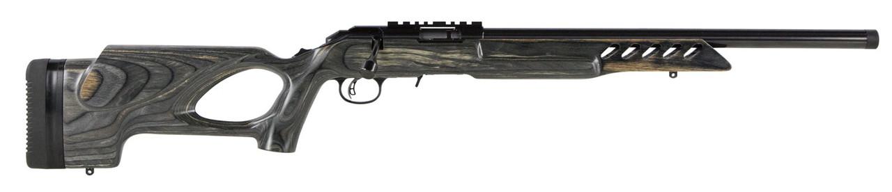 Ruger American Rimfire Target Black Laminate Thumbhold Stock Bolt Action CALIFORNIA LEGAL - .22 LR