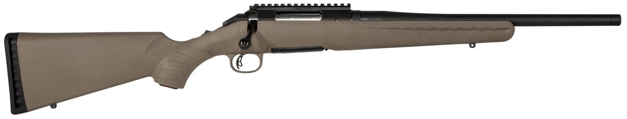 Ruger American Ranch Bolt Action FDE Synthetic CALIFORNIA LEGAL - .300 Blackout