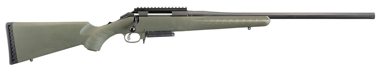 Ruger American Predator Bolt Action Moss Green Synthetic CALIFORNIA LEGAL - .308 Win
