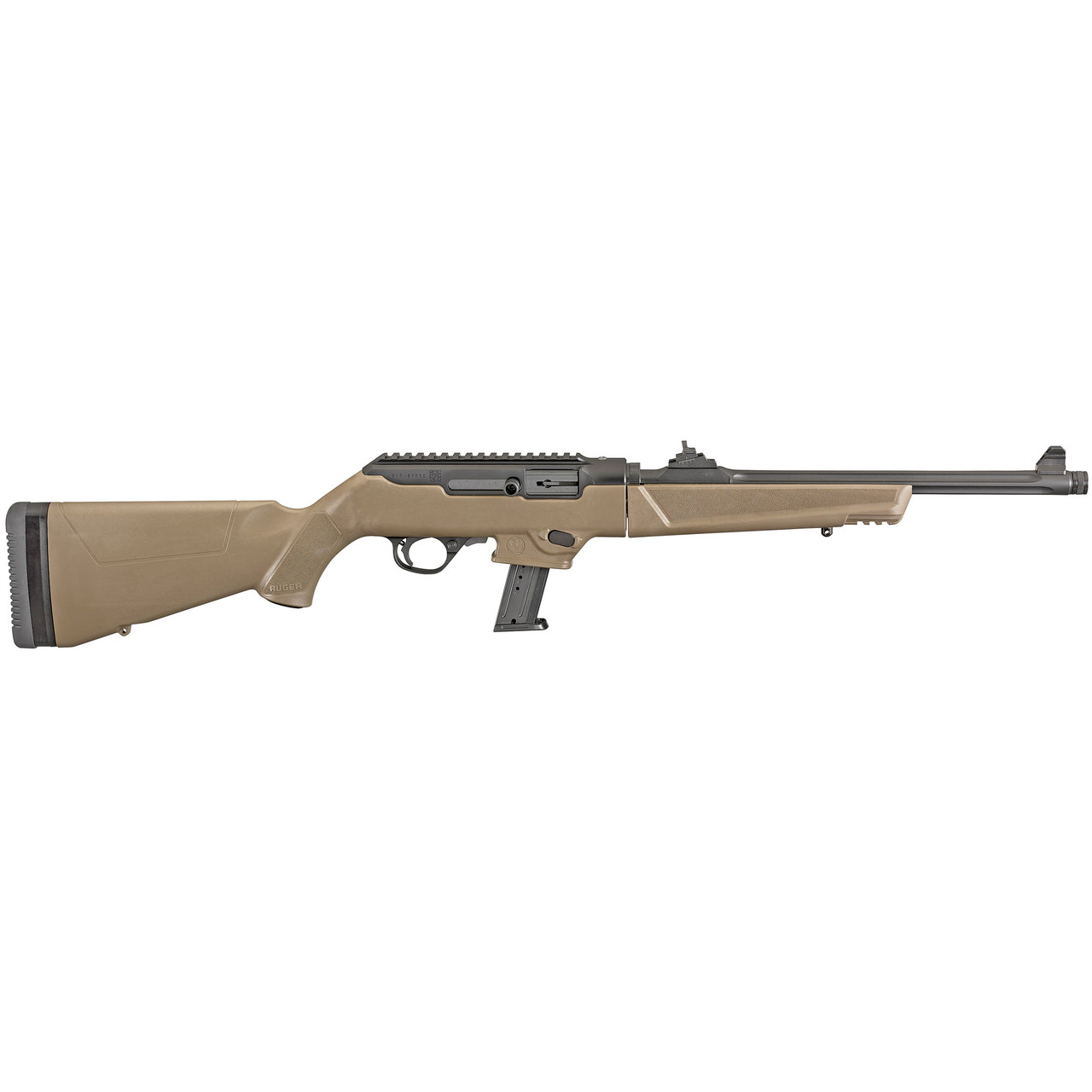 Ruger PC Carbine Takedown TALO Exclusive CALIFORNIA LEGAL - 9mm - FDE