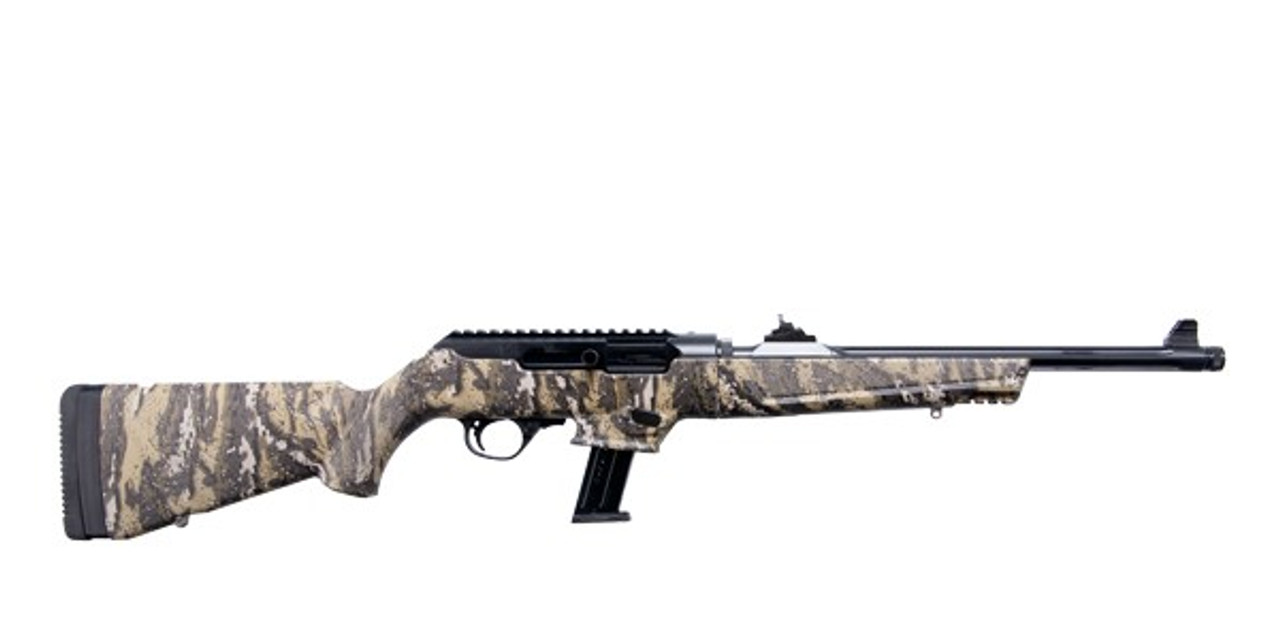 Ruger PC Carbine Takedown Camo CALIFORNIA LEGAL - 9mm
