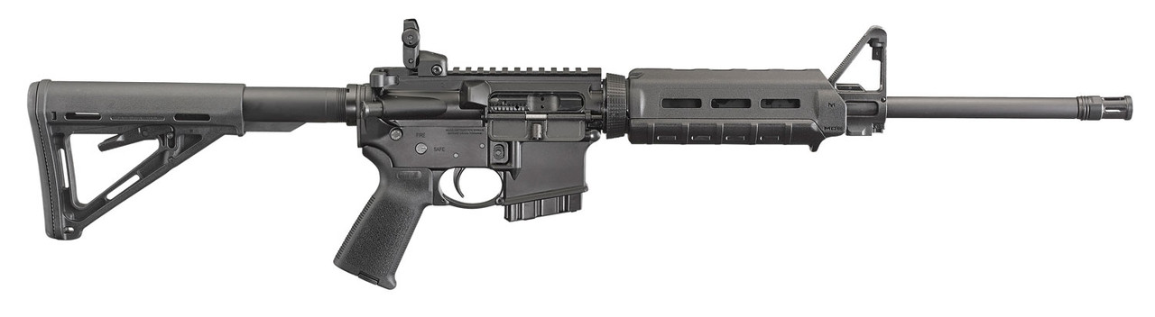Ruger AR-556 w/ Fixed Magazine CALIFORNIA LEGAL - .223/5.56