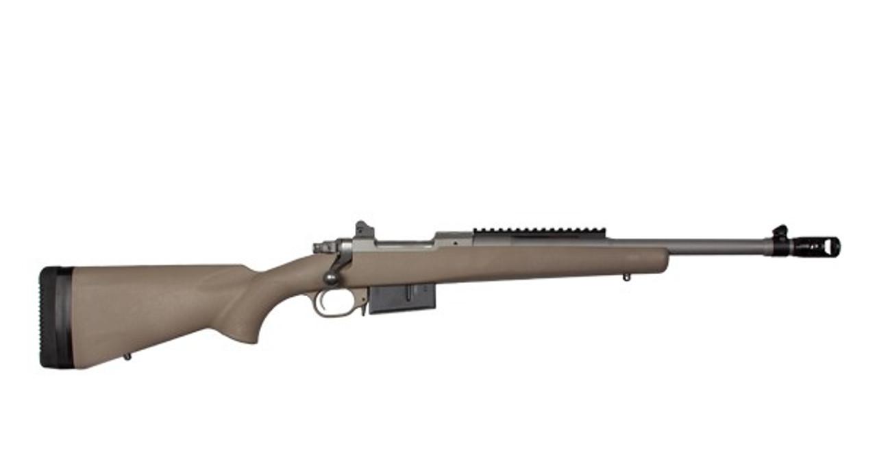 Ruger Gunsite Scout Talo Edition Bolt Action FDE CALIFORNIA LEGAL - .450 Bushmaster