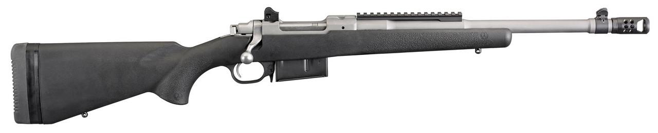 Ruger Gunsite Scout Bolt Action Stainless Barrel CALIFORNIA LEGAL - .450 Bushmaster