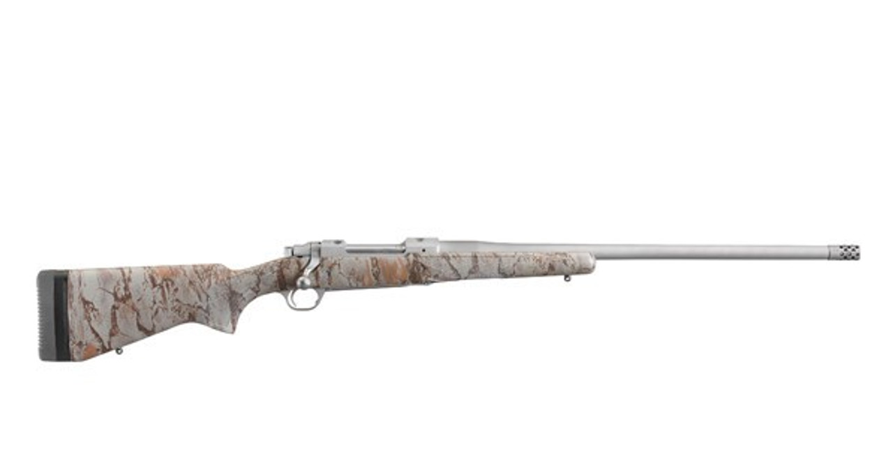 Ruger Hawkeye FTW Hunter Bolt Action Camo CALIFORNIA LEGAL - .300 WinMag