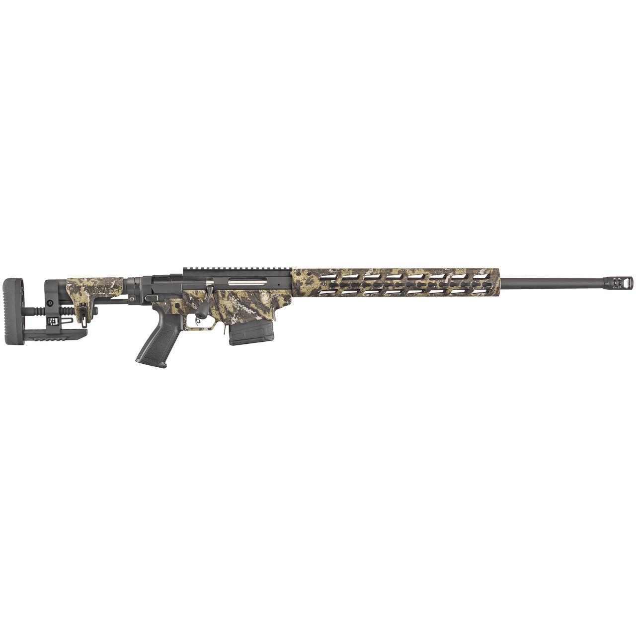 Ruger Precision Rifle Talo Edition CALIFORNIA LEGAL - 6.5 Creedmoor - Desolve Bare Camo