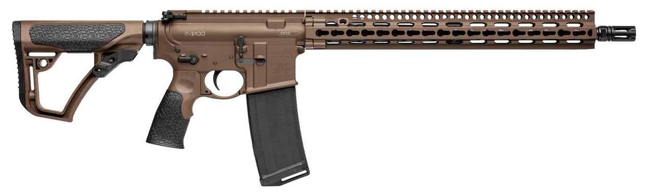 Daniel Defense DDM4 V11 Brown CALIFORNIA LEGAL - .300 Blk