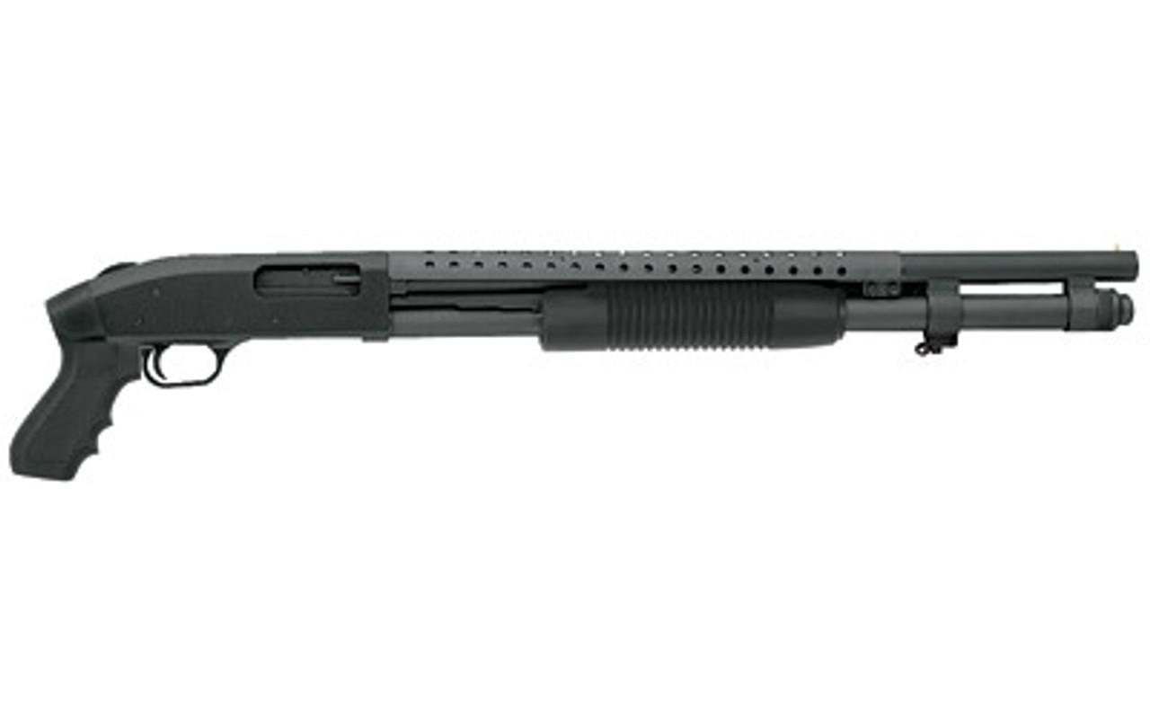 Mossberg 590 Special Purpose Matte Blued Pistol Grip CALIFORNIA LEGAL - 12ga