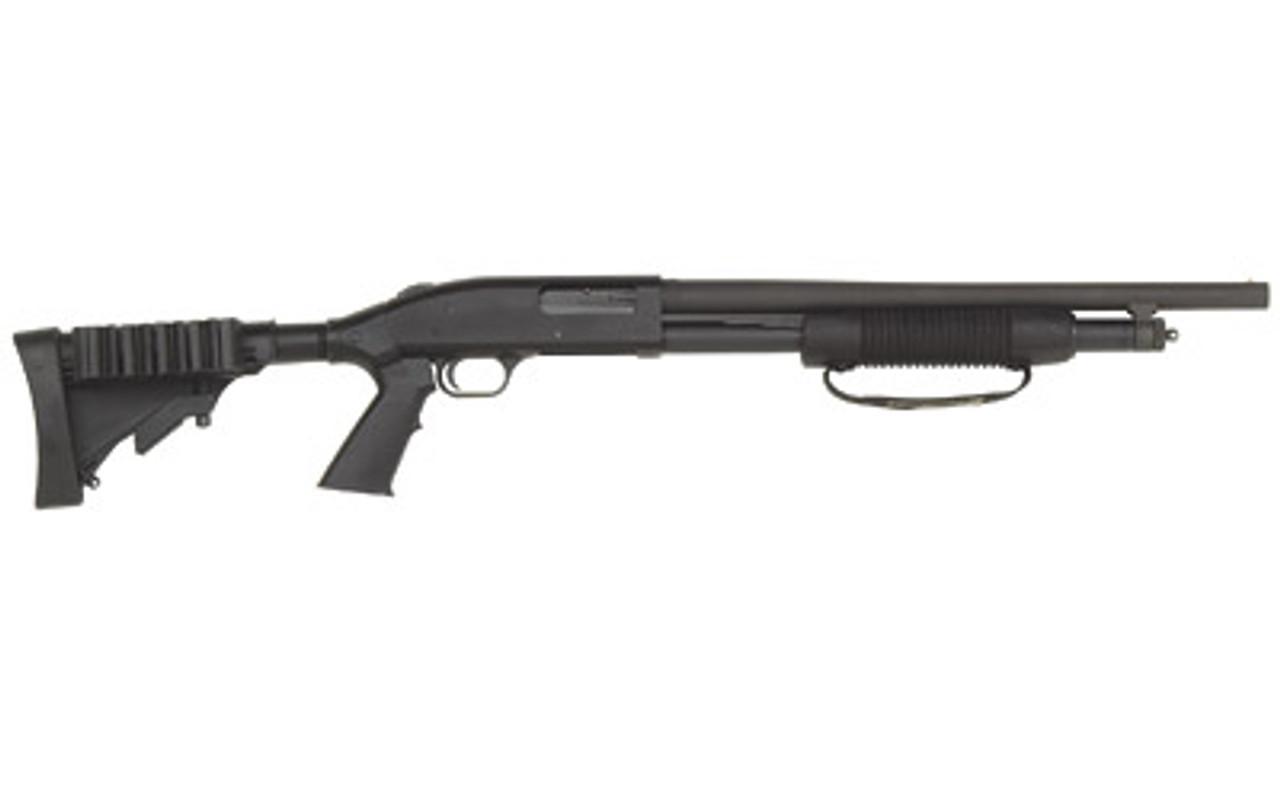 Mossberg 500 Tactical Pump Shotgun CALIFORNIA LEGAL - 12ga