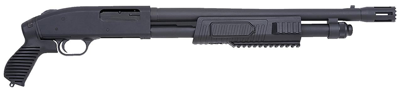 Mossberg 500 FLEX Tactical CALIFORNIA LEGAL - 12ga