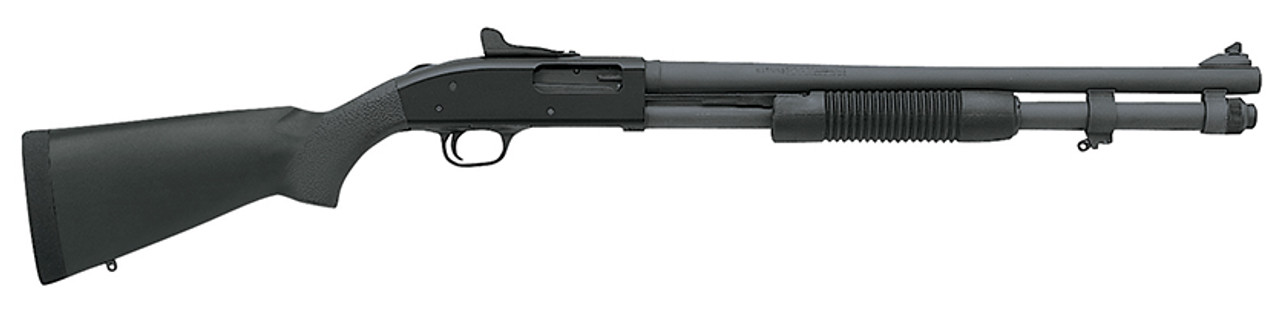 Mossberg 590A1 9-Shot w/Ghost Ring Parkerized CALIFORNIA LEGAL - 12ga