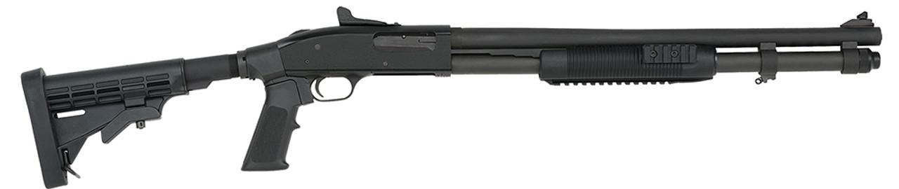 Mossberg 590A1 Tactical Tri-Rail CALIFORNIA LEGAL - 12ga