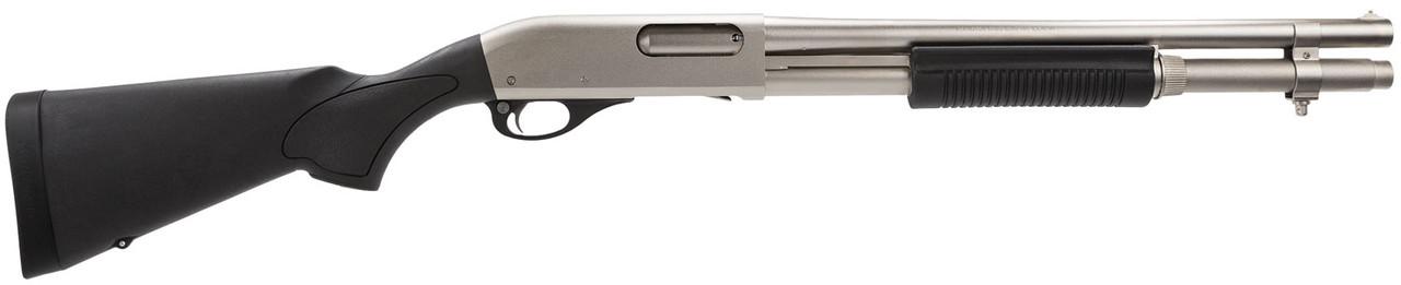 Remington 870 Marine Magnum Nickel Finish CALIFORNIA LEGAL - 12ga