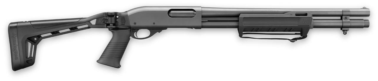 "Remington 870 Express Tactical 4Rd 18"" CALIFORNIA LEGAL - 12ga"