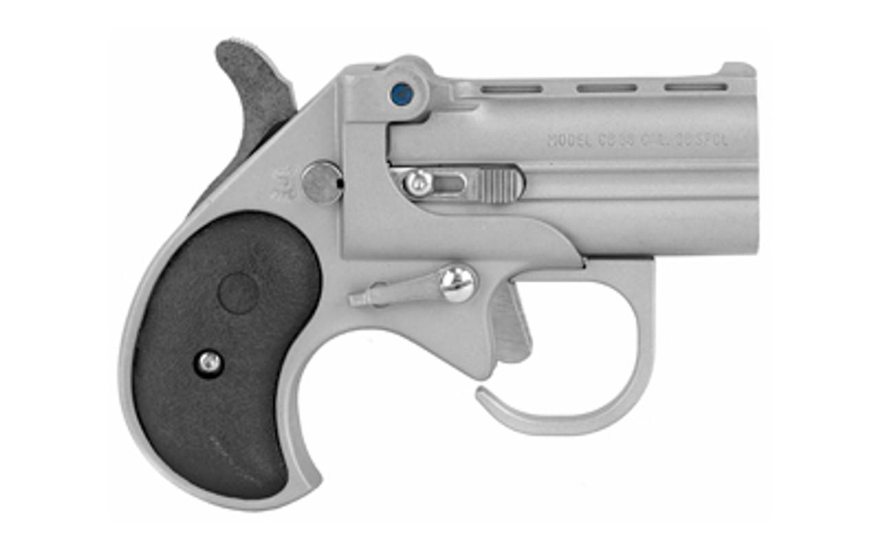 Cobra CB38 Big Bore Derringers Satin Cerakote CALIFORNIA LEGAL - .38 Spl