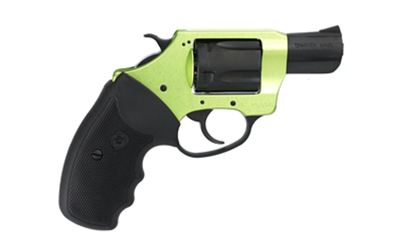 Charter Arms Shamrock Green/Black CALIFORNIA LEGAL - .38 Special