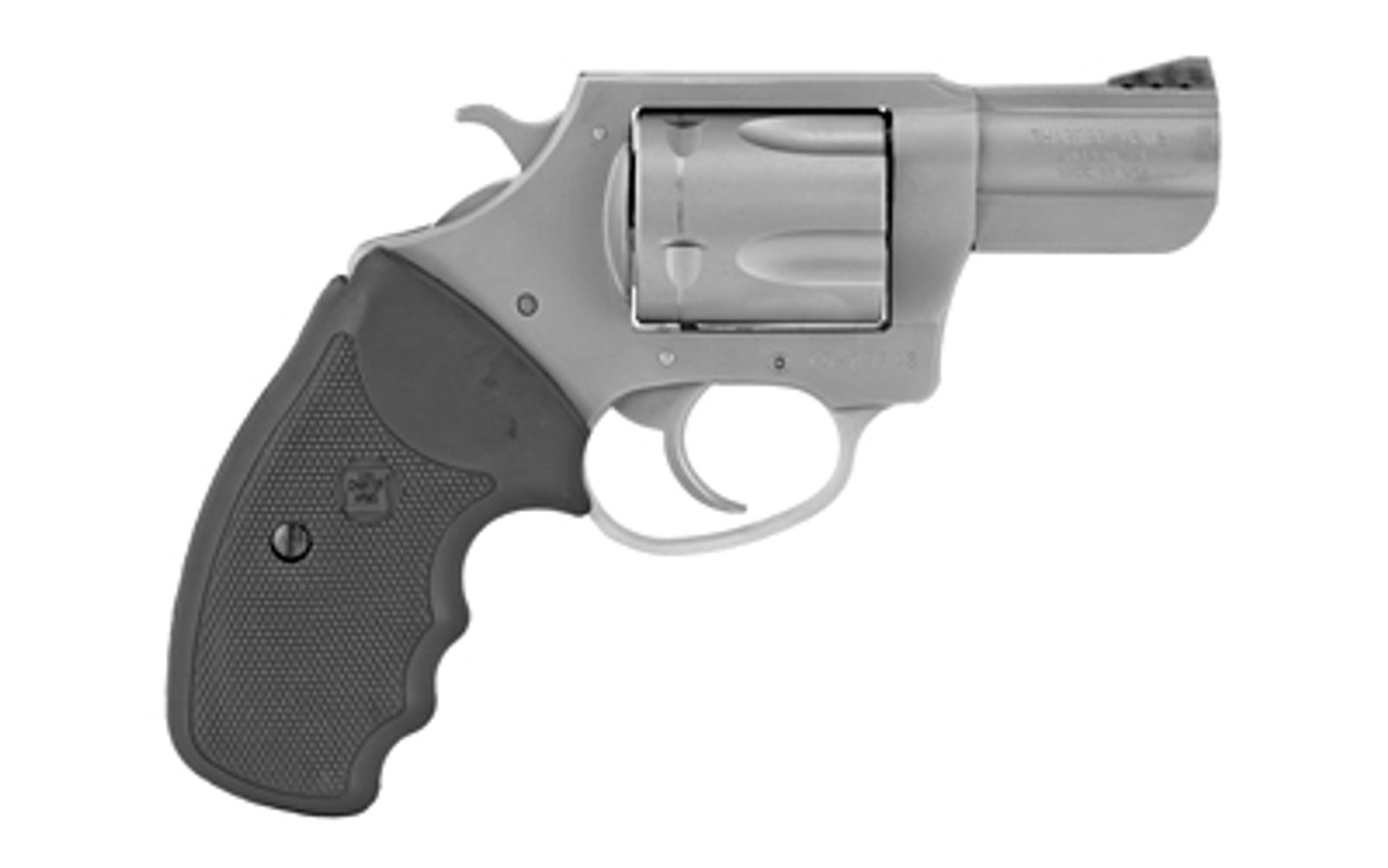 """Charter Arms Mag Pug Standard Stainless 2.2"""" CALIFORNIA LEGAL - .357 Mag"""
