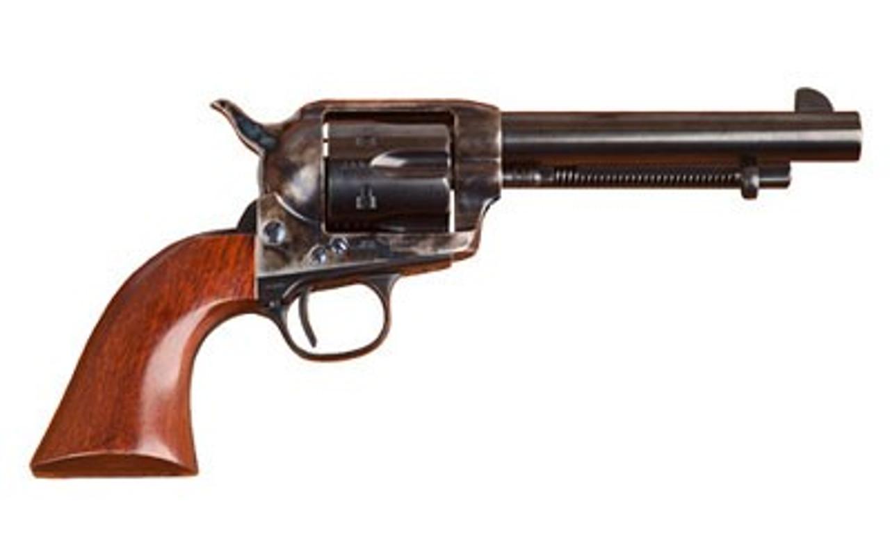 "Cimarron US Artillery Walnut Grip 5.5"" CALIFORNIA LEGAL - .45 Colt"
